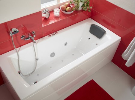 Как изготовляют акриловые ванны?