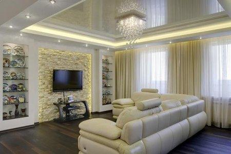 Дизайнерские решения для двухкомнатной квартиры