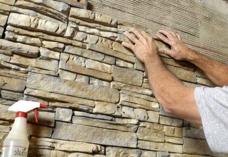 Основные достоинства натурального облицовочного камня